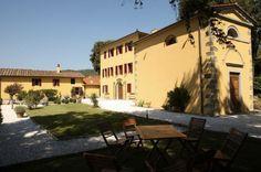 Beautiful villa surrounded by delightful gardens in Tuscany, Italy - Villa Rentals,