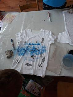 Každý kousek je originál. Kreativní textilní tvoření se SEVT v MŠ a ZŠ Dolany.
