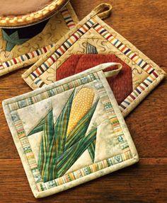 Las ollas calientes no dañarán tu mesa con estas hermosuras #yolohice #autum #colors