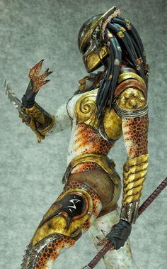Cosplay Tutorial: Predator Body DIY