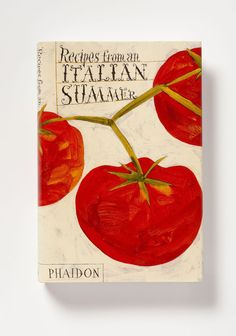 recipes from an italian summer, book cover