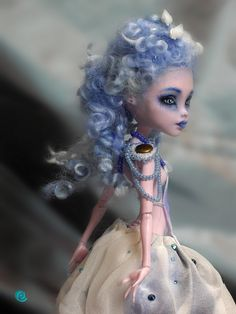 The Wisteria Lady