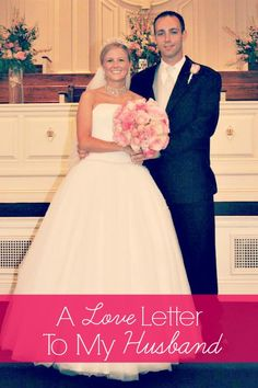 A Love Letter To My Husband from @Sabrina Johnson Sisters #loveletter #marriage