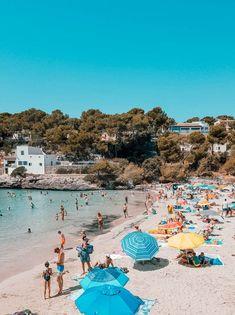 So schön ist die Cala Santanyi im Südosten Hotels, Europe, Destinations, Dolores Park, Week End, Beaches, Travel, Del Mar, Photography