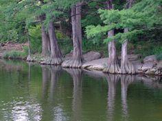 McKinney Falls State Park, TX