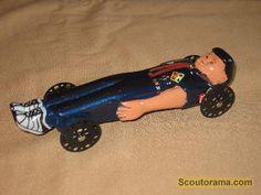 Cub Scout luge car Luge, Cub Scouts Wolf, Boy Scouts, Rain Gutter Regatta, Pinewood Derby Cars, Photo Contest, Grand Prix, Boys, Gossip News