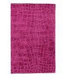 RugStudio presents Designers Guild Premier Nabucco Fuchsia Hand-Tufted, Good Quality Area Rug