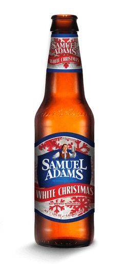 """White Christmas - This is a decent brew. I liked it. In the running for the """"winter standard beer."""""""