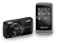 Coolpix Android S800C Camera