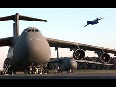 Genius Design: Lockheed C-5 Galaxy Transport (720p) - YouTube