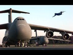 Genius Design: Lockheed C-5 Galaxy Transport (720p)