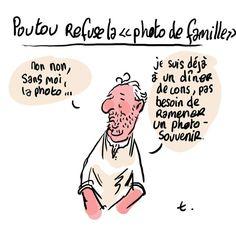 Le grand débat vu par Terreur Graphique - Libération