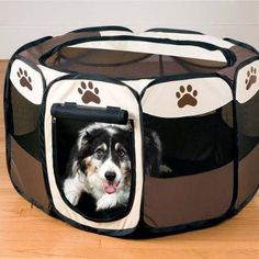 Amazon: Large Indoor Pet PlayPen Only $22.94! Normally $75.99!  http://www.mojosavings.com/amazon-large-indoor-pet-playpen-only-22-94-normally-75-99/