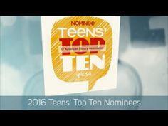 S Top Ten Yalsa Teen 95