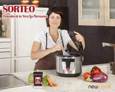 SORTEO: Robot de cocina Newcook por Pimentón de la Vera Las Hermanas