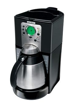 Mr Coffee FTTX85 10Cup Thermal Programmable Coffeemaker -- Want to know more, click on the image.Note:It is affiliate link to Amazon.