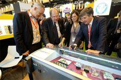 Herrera presenta Tierra de Sabor Gourmet, el sello que albergará los productos 'premium' del corazón amarillo y anuncia la puesta en marcha de las 'Rutas del Sabor' http://www.revcyl.com/web/index.php/cultura-y-turismo/item/9126-herrera-pres