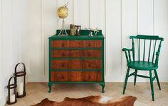 Xylo Furniture: color vibrante, corazón gigante / color vibrant, cor gegant!   AnticandChic