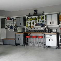 Sometimes The Motivation To Get Organized Is Inspiration Let Gladiator GarageWorks Provide You With All Storage Need