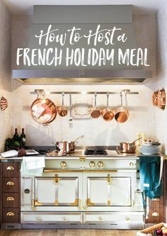 Looking for French holidays recipes to add a little French flair to your holiday meals? Here's a detailed breakdown of how to host a French holiday meal!