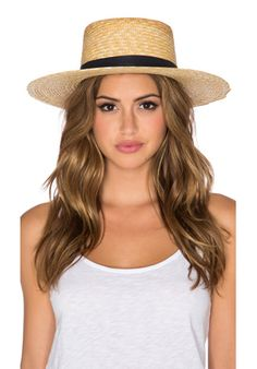 Shop for Janessa Leone Klint Hat in Natural at REVOLVE. Free day shipping  and returns af3f93a7d1a