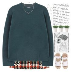 """""""at the end of the day all you have is yourself; take care of you"""" by alienbabs ❤ liked on Polyvore featuring L'ATELIER d'exercices, Jenny Packham, Christmas, clean, goodvibes, organized and yoins"""