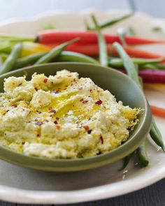 Feta & Lemon Dip -- my #1 Recipe! #SweetPaul