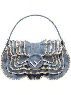 fendi  bags  denim   Best Designer Bags e118c479fe815