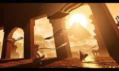 /Traveler/#1509151 - Zerochan   Journey   Thatgamecompany