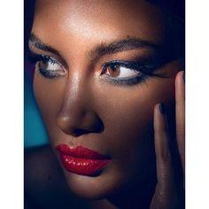MODELS.com Portfolio | Danea P. ❤ liked on Polyvore featuring women