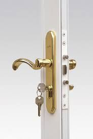 We install and repair storm door locks for residential homes and also for…