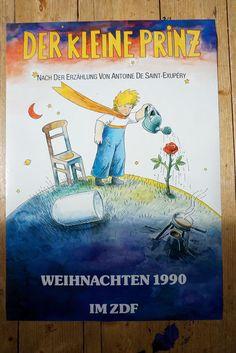 Poster zum Film DER KLEINE PRINZ nach Antoine de Saint-Exupery