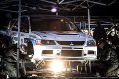 Rally Pit