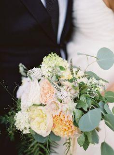 Photography: Brett Heidebrecht - www.brettheidebrecht.com  Read More: http://www.stylemepretty.com/2015/01/30/naturally-elegant-midwestern-wedding/