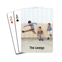 Photo Gallery Playing Cards | Custom Playing Cards
