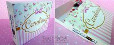 Caixinhas com Batons de Chocolate Petit POA - Eventos & Lembrancinhas Personalizadas