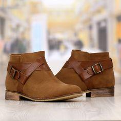 Ghete Dama Bej Cod: 272pd Booty, Shoes, Fashion, Moda, Swag, Zapatos, Shoes Outlet, Fashion Styles, Shoe