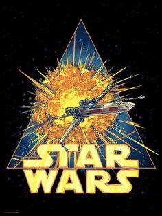 1 x Affichage Acrylique Stand-Star Wars-Hasbro-Rogue une cravate Striker Fighter