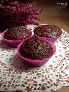 Muffins-chocolate-receta-facil