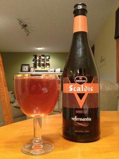 540. Brasserie Dubuisson - Scaldis Refermentée Amber Ale