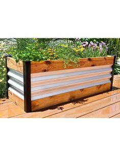 Raised Bed Garden Planter