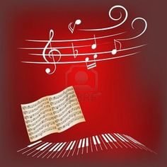 piano music notes - Bing Images