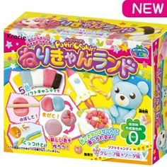 Neri Candy Land Candy DIY Kit Popin' Cookin' Kracie http://www.from-japan-with-love.com/neri-candy-land-candy-diy-kit-popin39-cookin39-kr3939.html