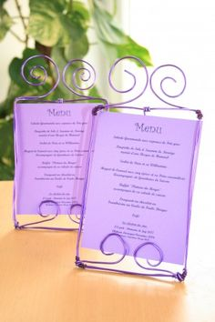 menu mariage on pinterest mariage wedding place settings and voyage. Black Bedroom Furniture Sets. Home Design Ideas