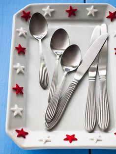 Star-Spangled Silverware