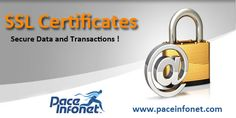 Why SSL? SSL stands for Secure Sockets Layer and it works by encrypting the connection between your users and your web server. To make it work on your website you need an #SSL certificate. One of the way to make your website more Secure is to get #SSL #Certificates. Get your SSL Certificate soon @ www.paceinfonet.com/solutions/sslcertificates.html  #SSLcertificatesProviders