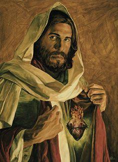 Jason Jenicke: Sagrado Corazón de Jesús.