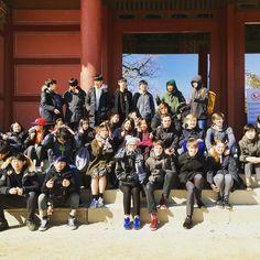 Højer Design Efterskole Changdeokgung Palace #seoul🇰🇷 #korea #international #historie #kultur #grænser #venskaber #skolebesøg #højerdesignefterskole #e-Sport#grafiskdesign #mode #digitaldesign
