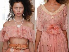 ISABELA CAPETO  Iemanja fashion summer brazil