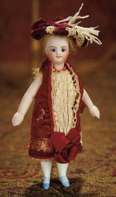 French All-Bisque Smiling Mignonette with Blue Shoes 500/800 | Art, Antiques & Collectibles Toys & Hobbies Dolls | Auctions Online | Proxibid